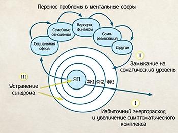 Основные направления коррекции патологических комплексов